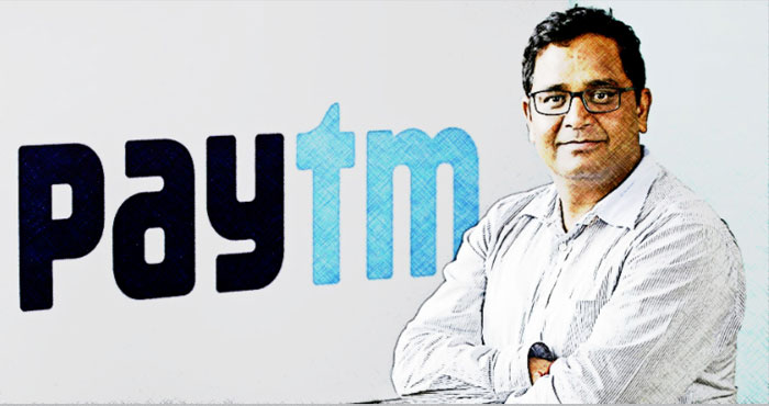 Paytm Vijay Shekhar Sharma