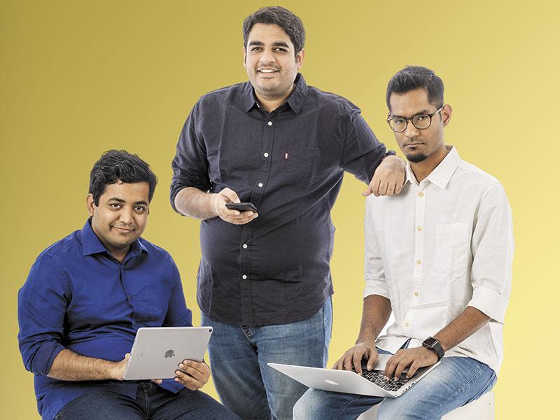 Gaurav Munjal, Hemesh Singh, Roman Saini
