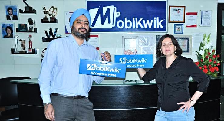 Mobikwik Founders