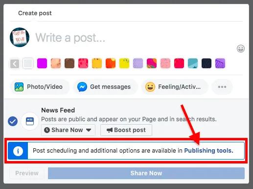 Publishing Tool