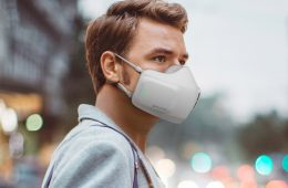 high-tech Smart mask