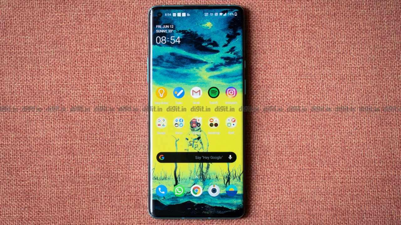 Fix display issues of you OnePlus 8 Pro