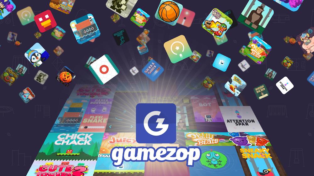 Gaming startup Gamezop