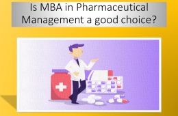 MBA - As India is _World's Pharmacy