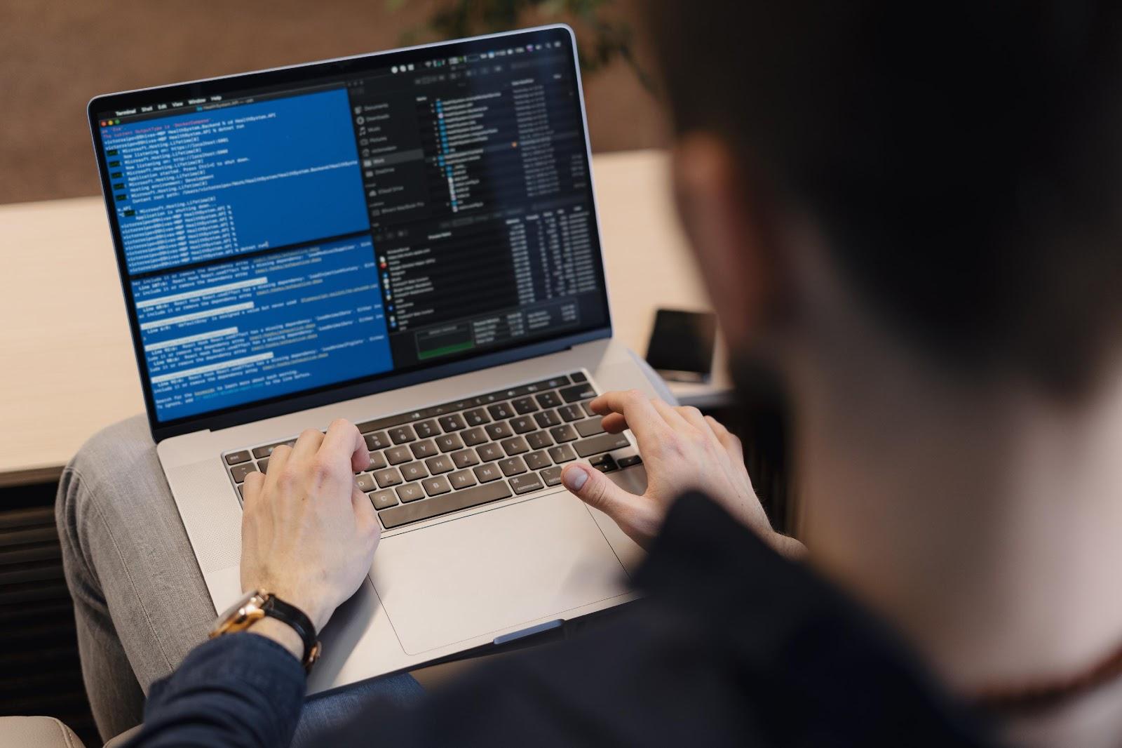back-end web development?