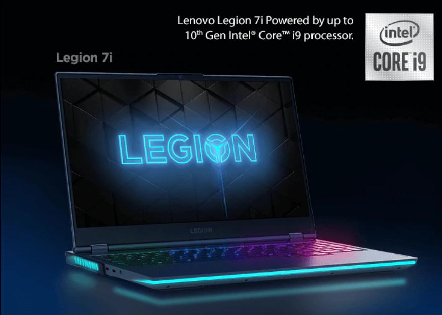 legion 7i