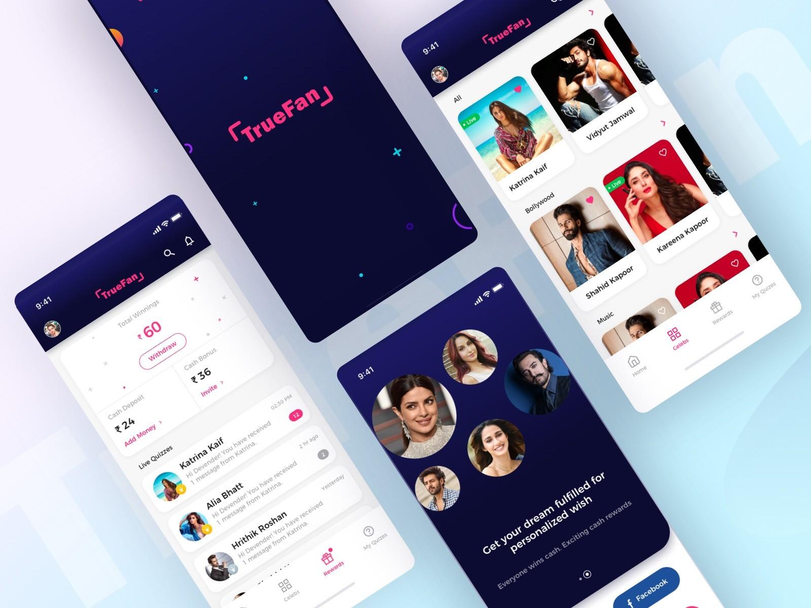 Celebrity-fan startup TrueFan