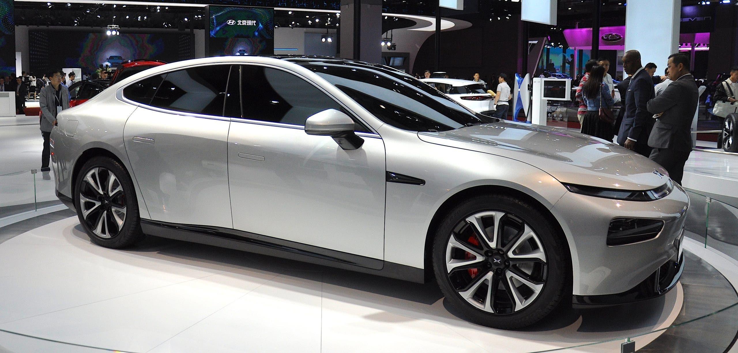 Chinese EV manufacturer Xpeng