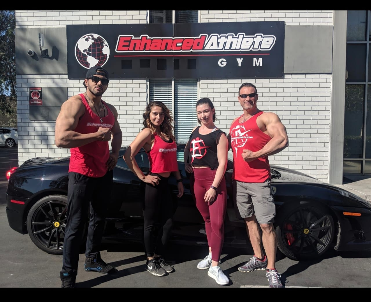 Enhancedathlete gym california