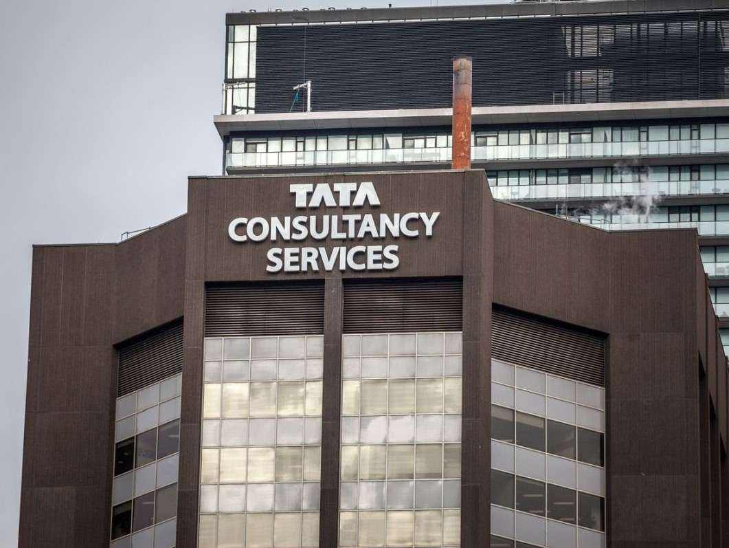 Tata Consultancy Services crosses Rs 10 lakh Cr market cap - TechStory