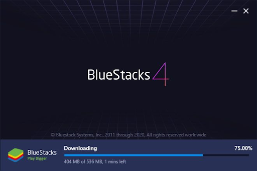 use Bluestacks for PC
