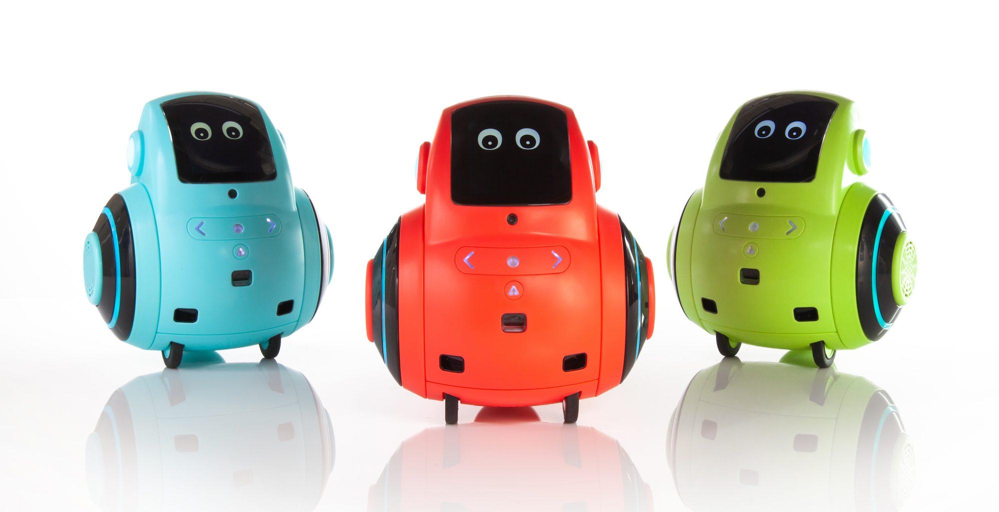 Robotics startup Miko