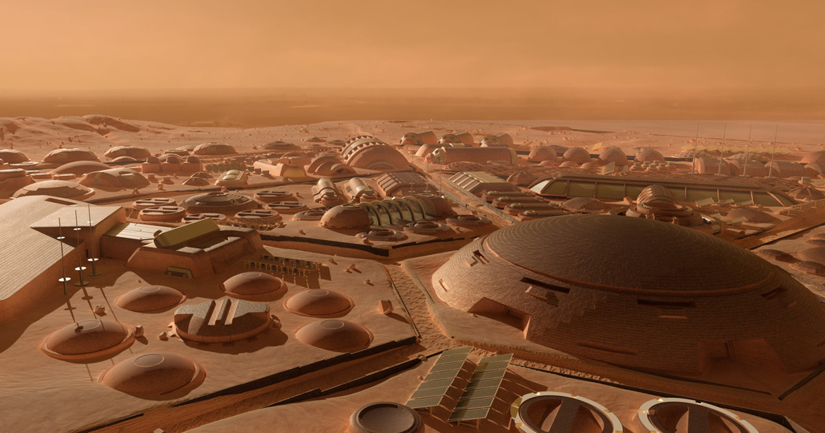 SpaceX's Mars project