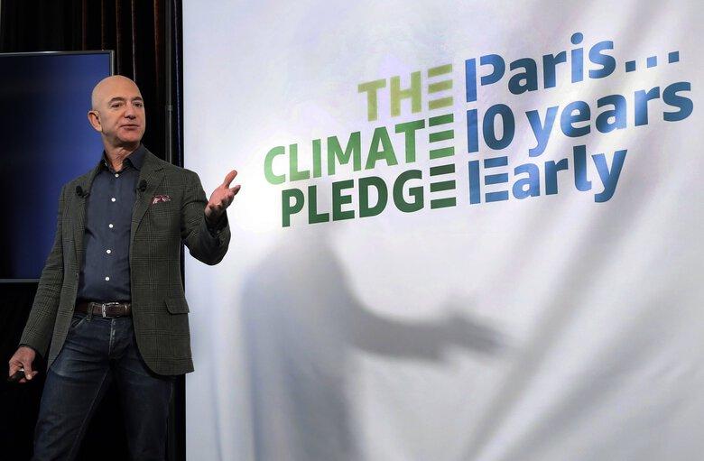 Jeff Bezos' Earth Fund