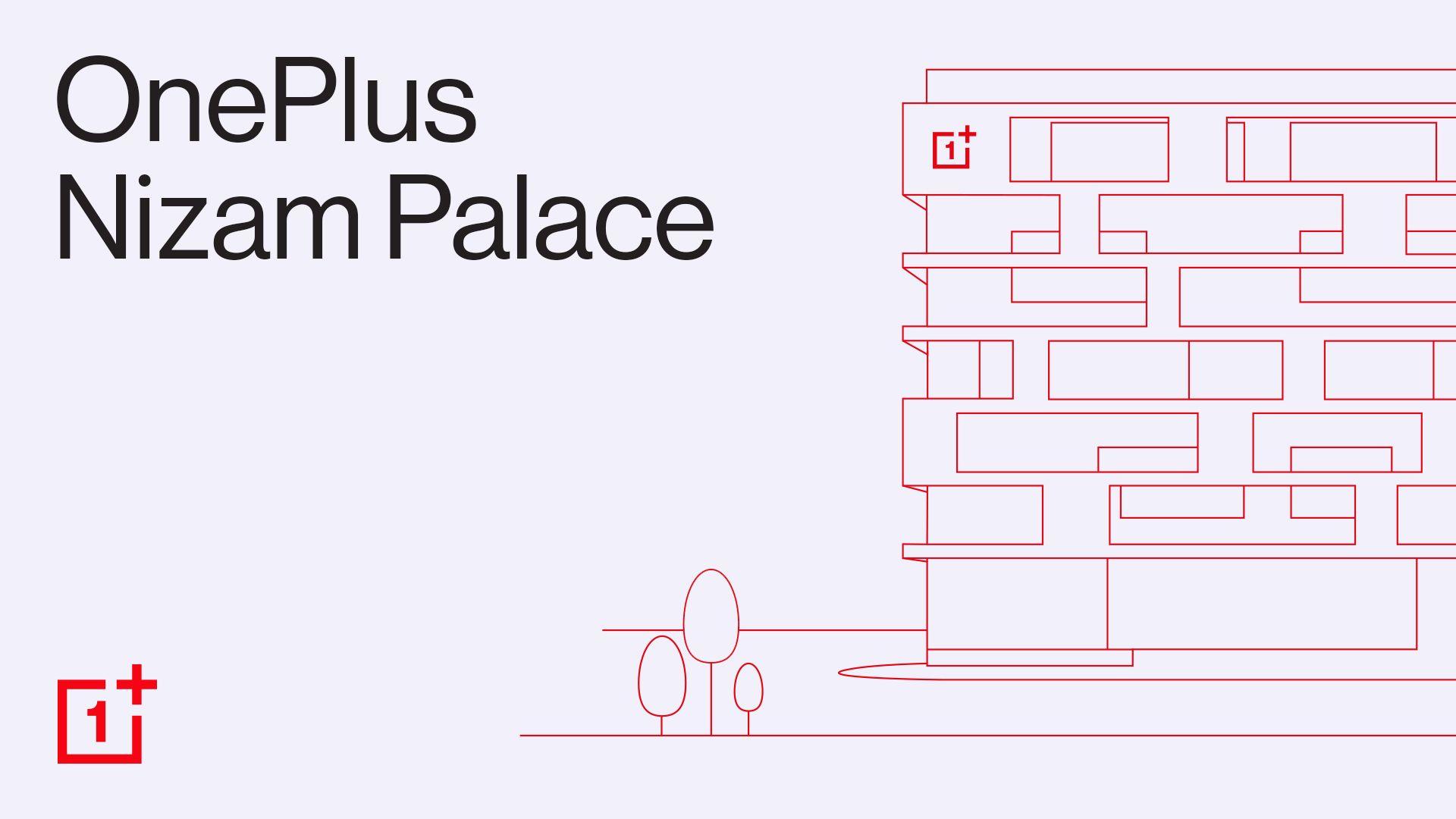 OnePlus Nizam Palace
