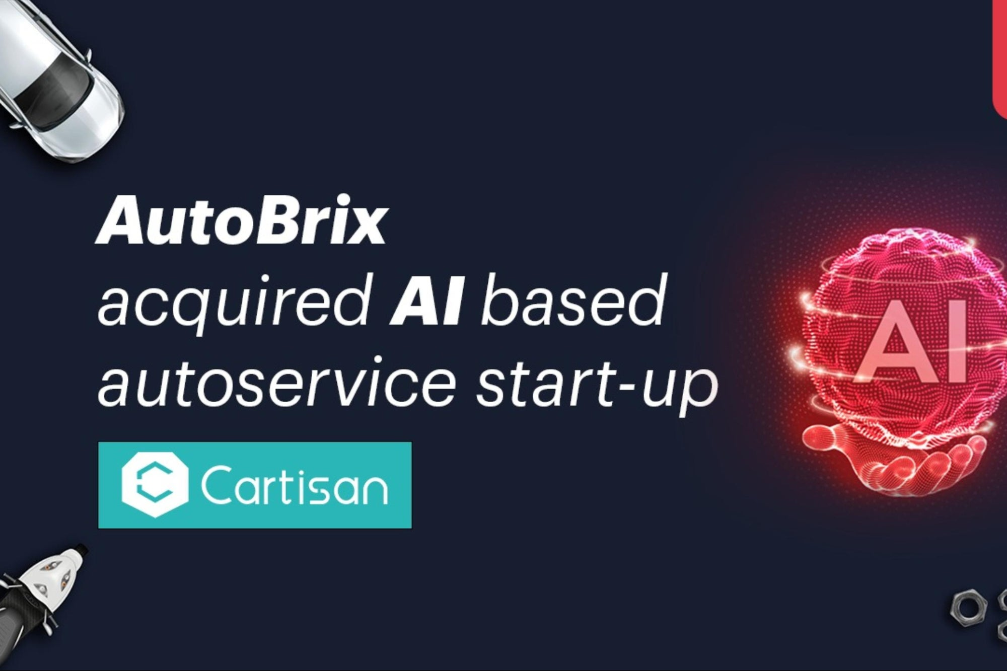 AutoBrix acquires Cartisan