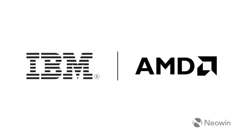 IBM and AMD signs development agreement.