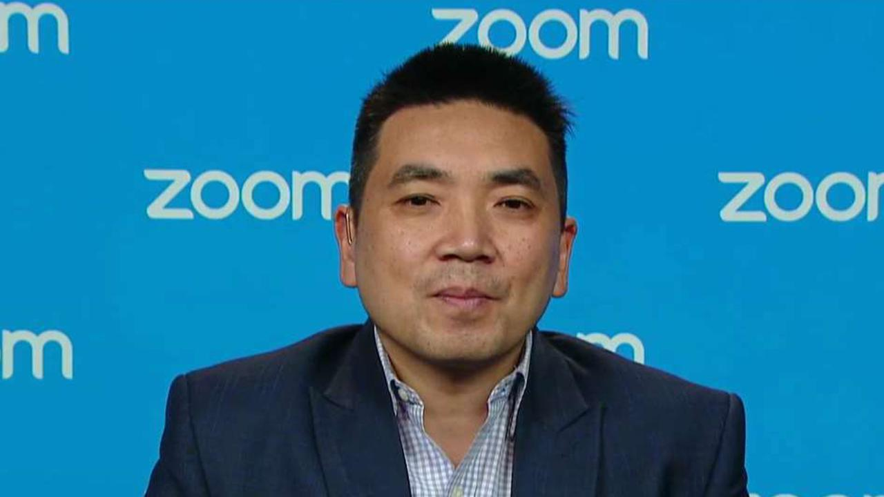 Eric Yuan- Founder, Zoom Communications Ltd.