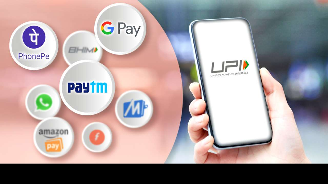 UPI and other payments applications