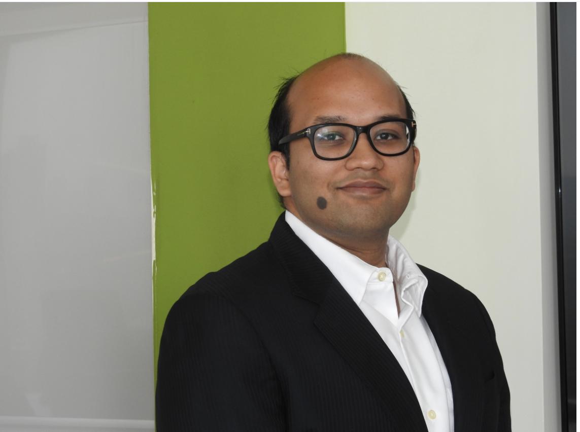 Ankur Bansal, Co-founder of BlackSoil