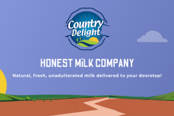 Country Delight - Shop Natural fresh, unadulterated milk online