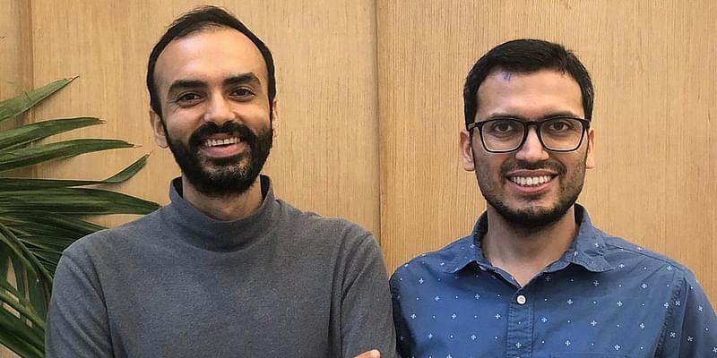 Plum Insurance co-founders: Abhishek Poddar and Saurabh Arora