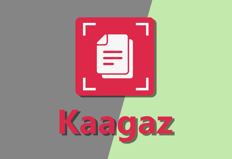 Kaagaz Scanner