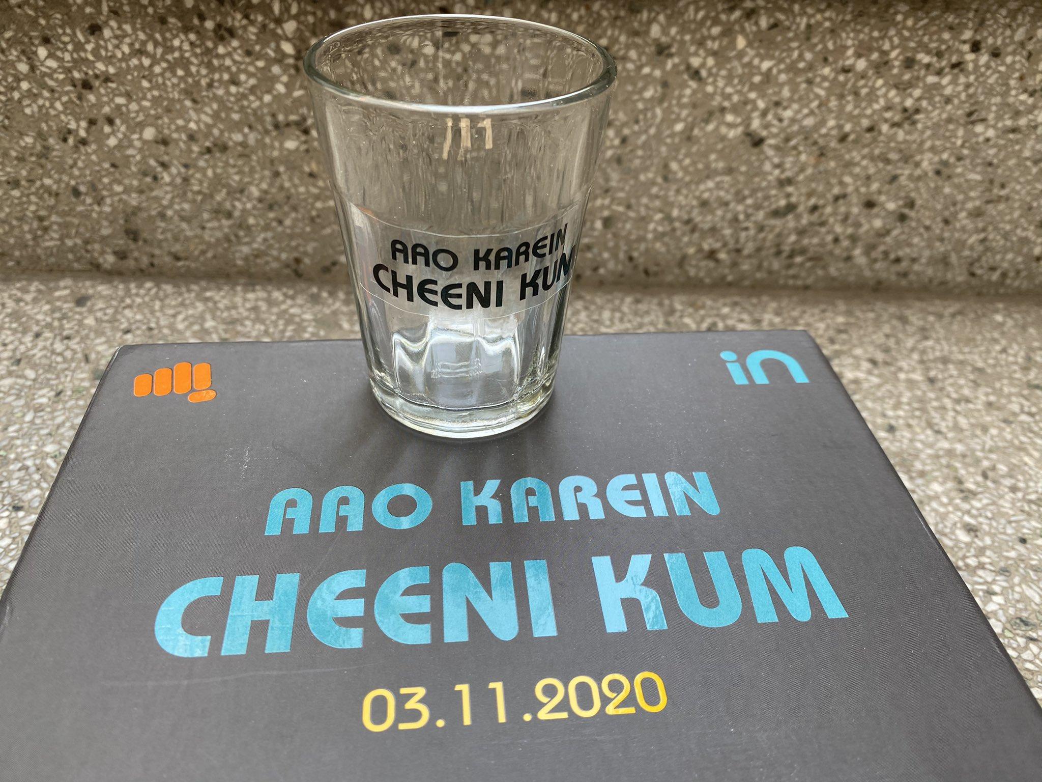 """""""Aao Karein Cheeni Kum"""" 03.11.2020"""