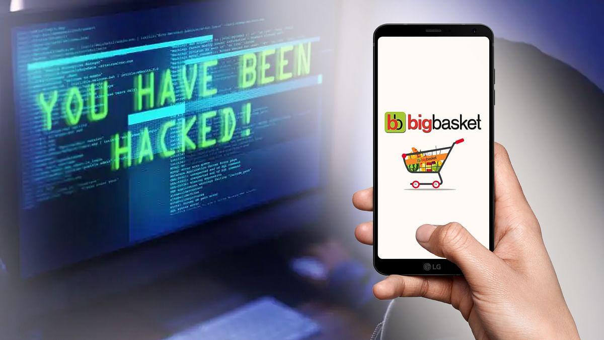 BigBasket database hacked and auctioned on Dark Web.