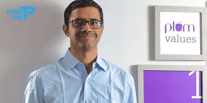 Shankar Prasad- Founder Plum and Phy