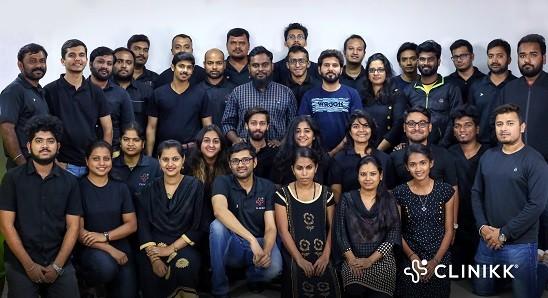 Clinikk's Team