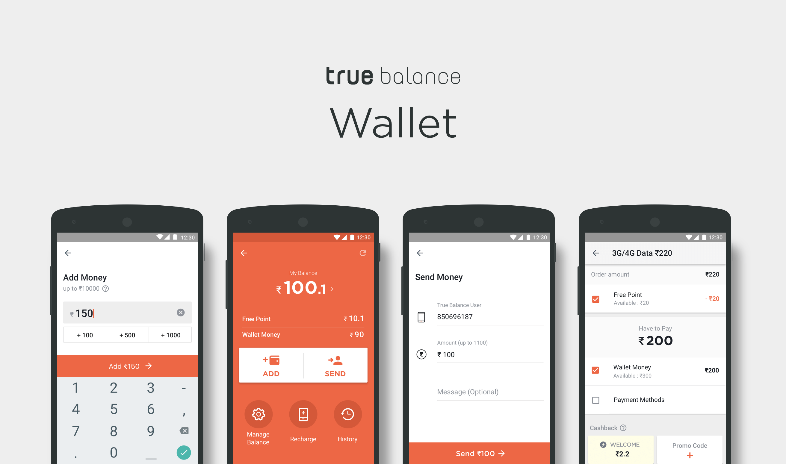 True Balance Wallet