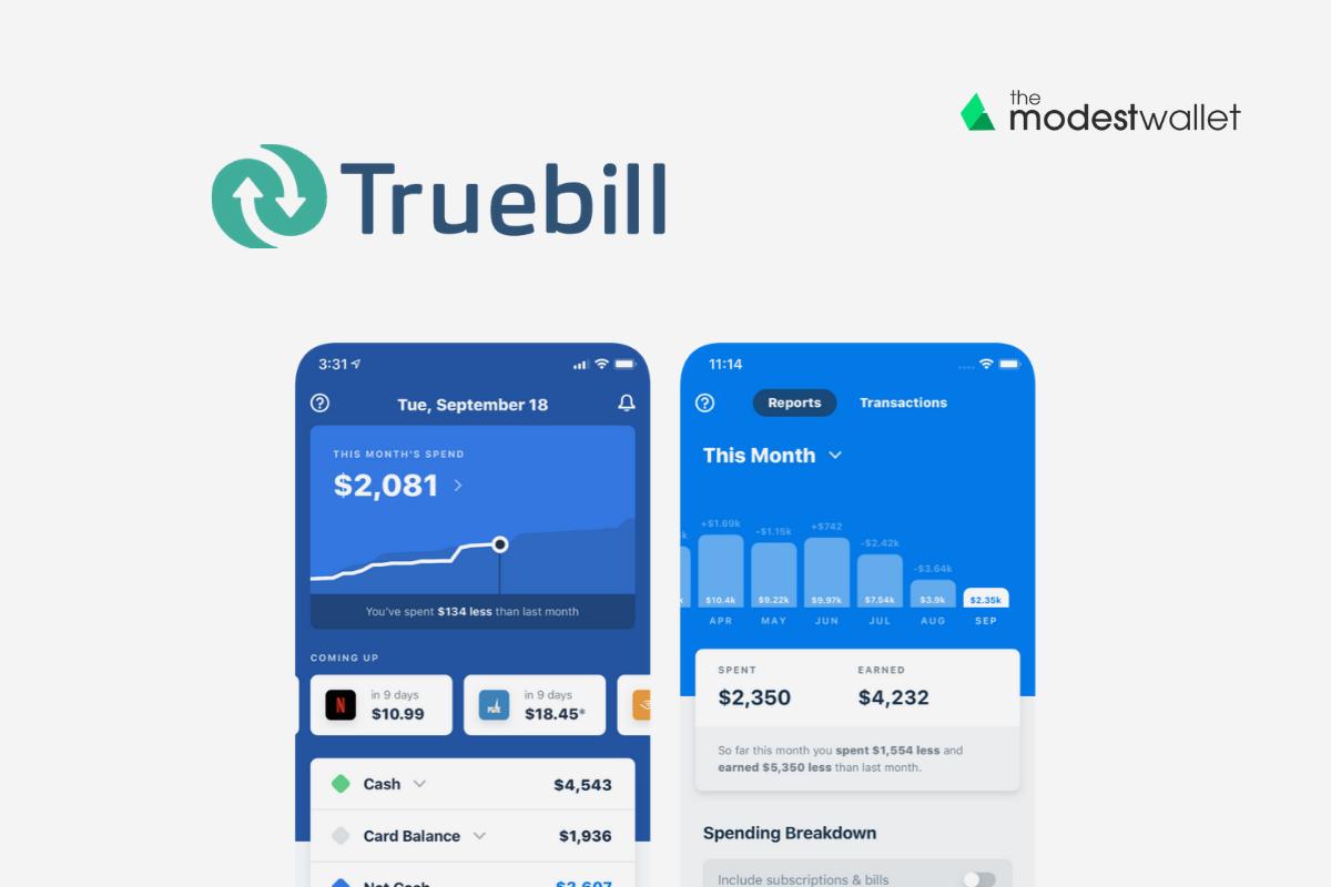 Truebill App