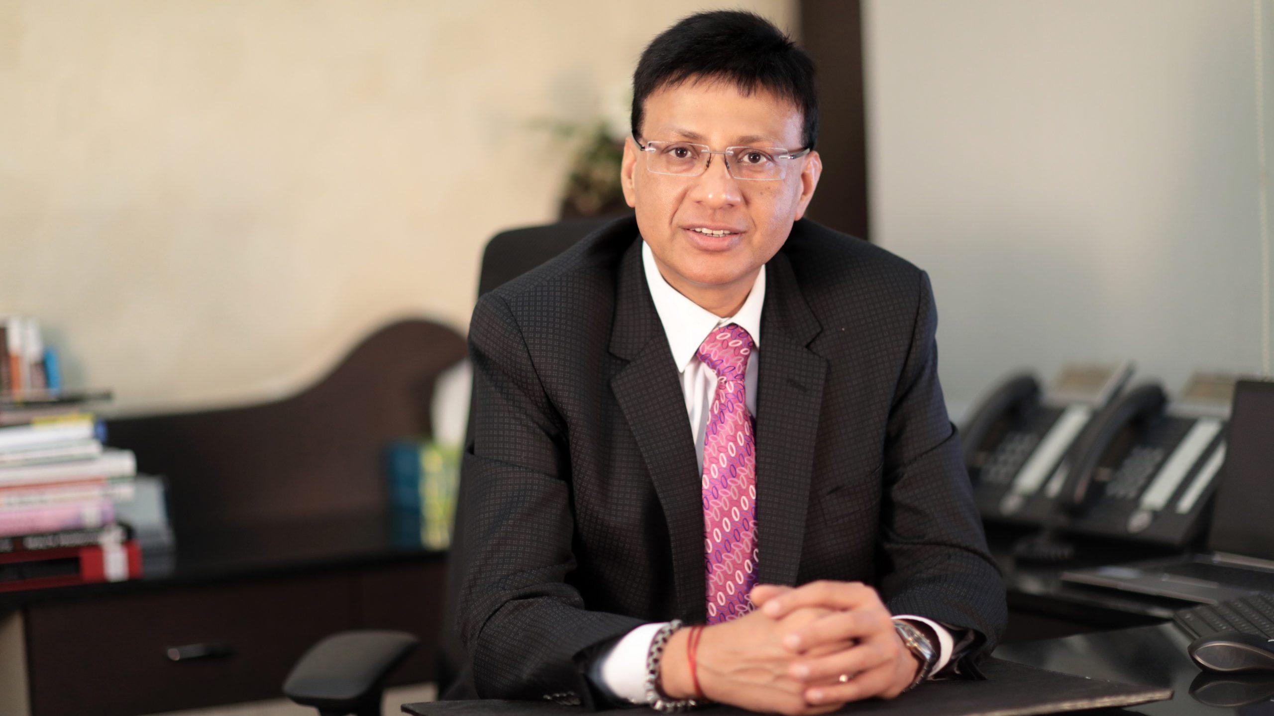 Mr Vikas Gupta, MD, Wiley India