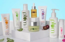 Pureplay Skin Sciences' Plum products