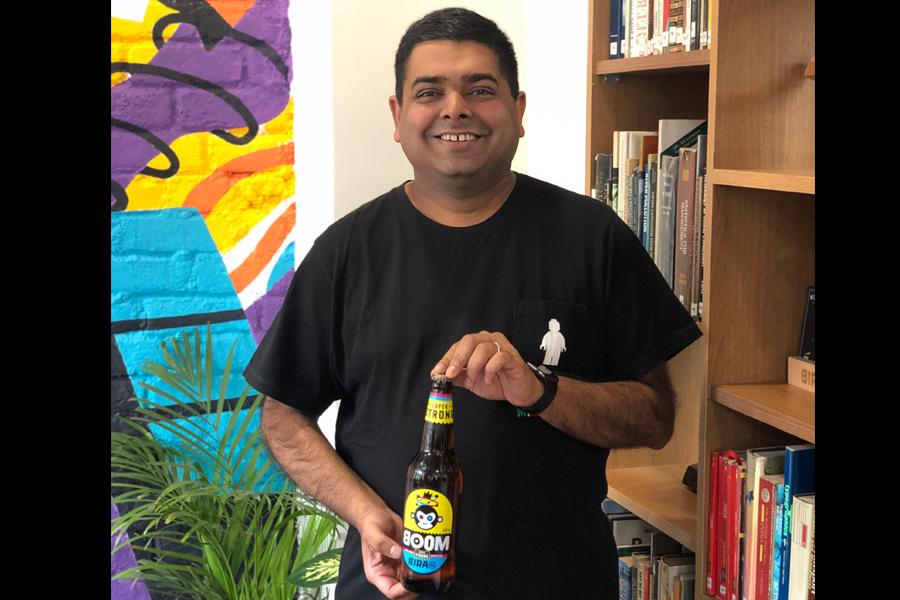 Ankur Jain- founder Bira 91