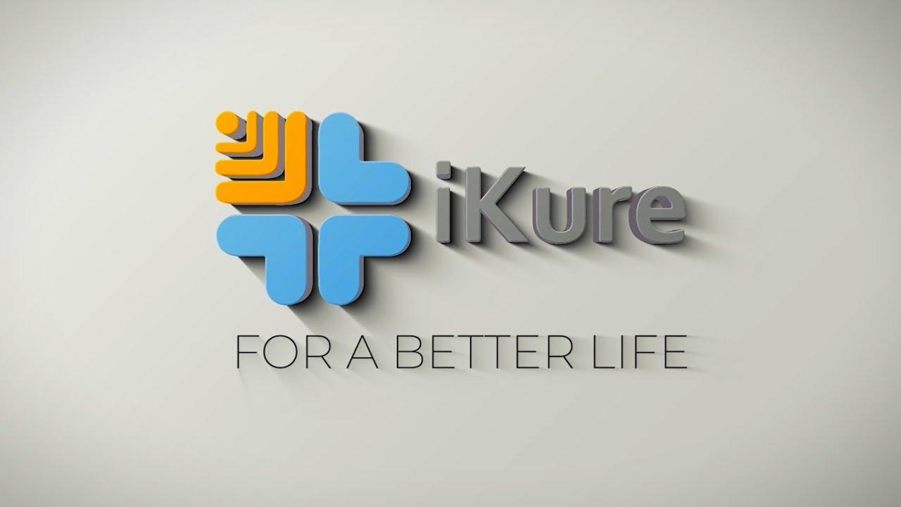 iKure Logo