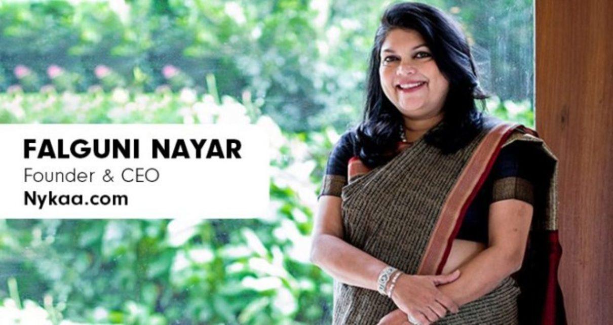 Falguni Nayar- founder, Nykaa