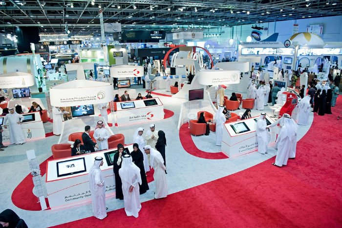 GITEX- Dubai World trade Centre, UAE