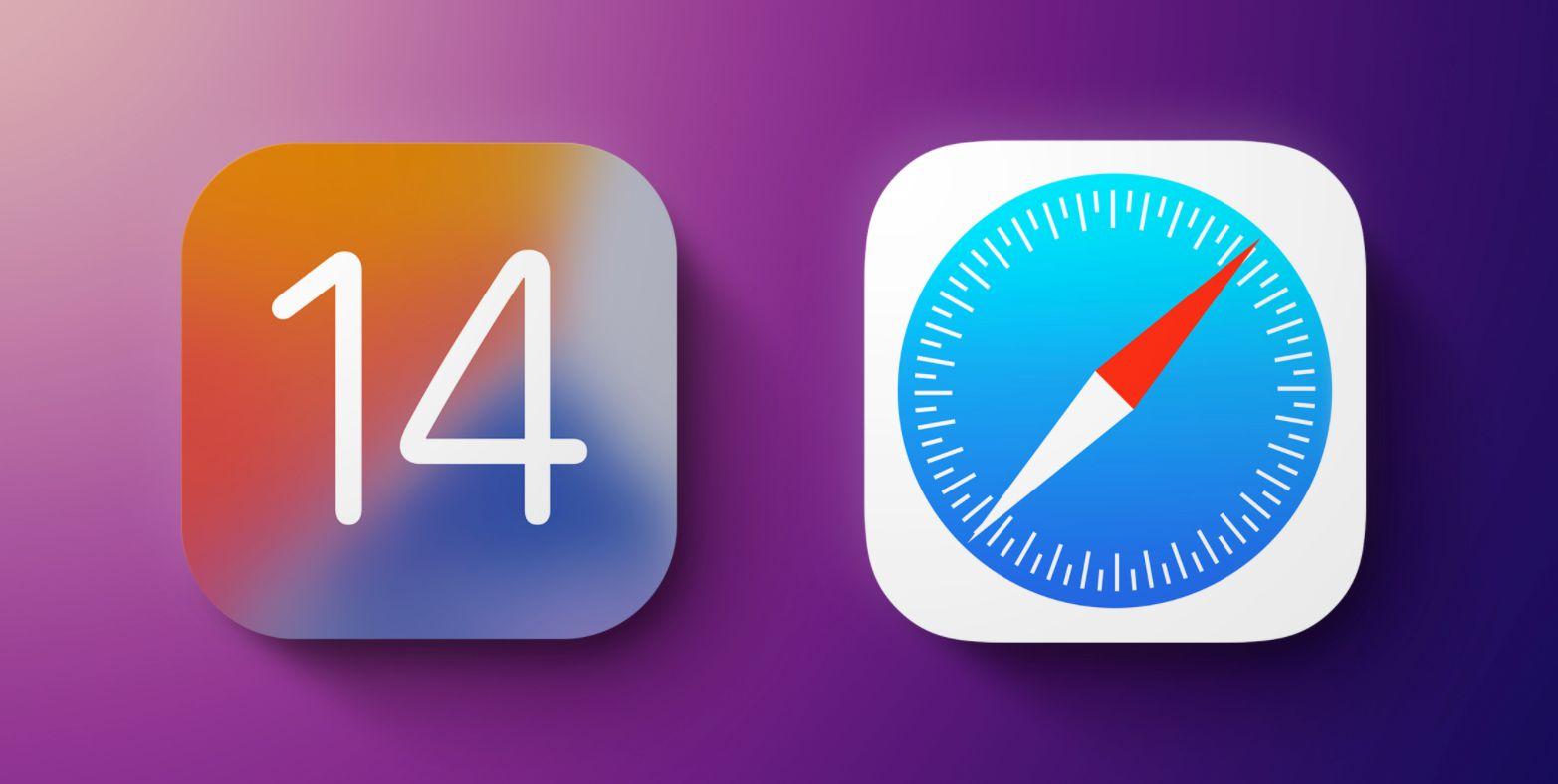 Safari for iOS 14