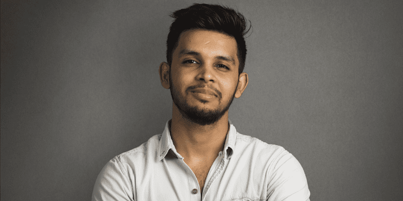 Cover it Up-founder: Ronak Sarda