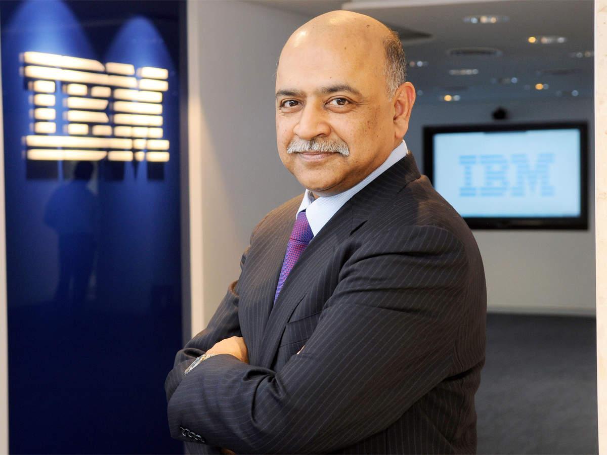 IBM Chairman- Arvind Krishna