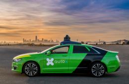 AutoX: Self-Driving car