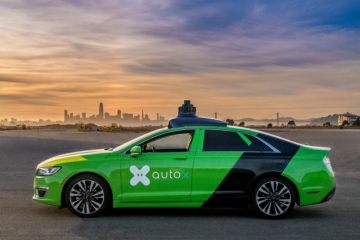 AutoX: Self-Driving car
