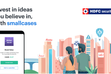 smallcases on HDFC Securities