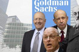 Goldman Sachs focuses