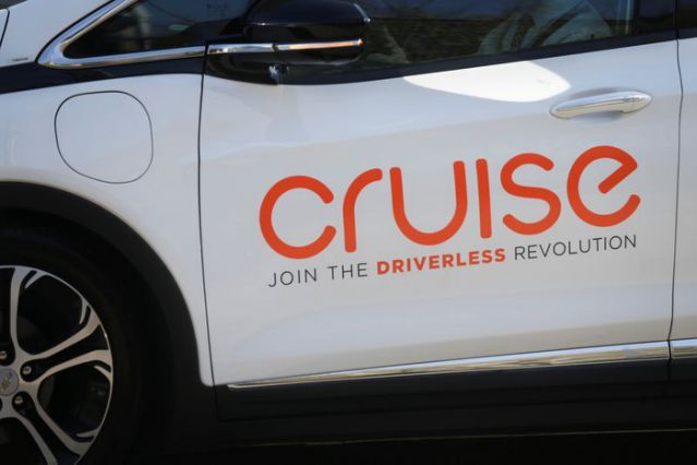 Cruise Teams Up With Microsoft for Its Self-Driving Vehicles