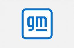 GM's new logo