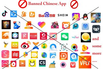 TikTok and other banned apps