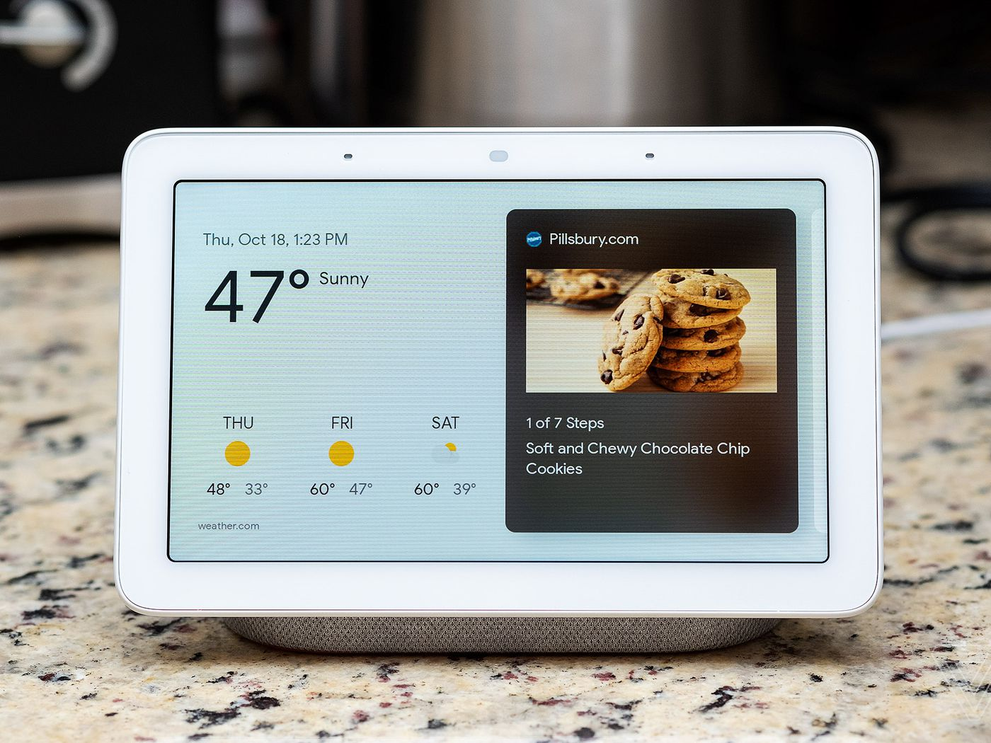Nest Hub & Google Smart Display Receiving A Major Update class=